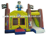 2014 Hot sale Inflatable bouncer house Inflatable combo with slide pemasok