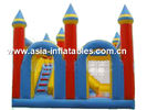 Funny inflatable combo/ inflatable bouncer with slide/ inflatable jumper pemasok