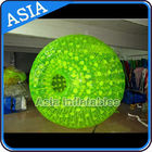 Colorful Inflatable Zorb Ball , PVC / TPU Customized Ball for Sports Entertainment pemasok