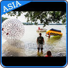 Water Games Used Pvc Inflatable Zorb With Color Dots For Children pemasok