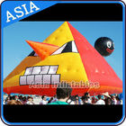 Cartoon Advertising Inflatables Balloon ,  Giant  Mouth Lip Customized Character pemasok