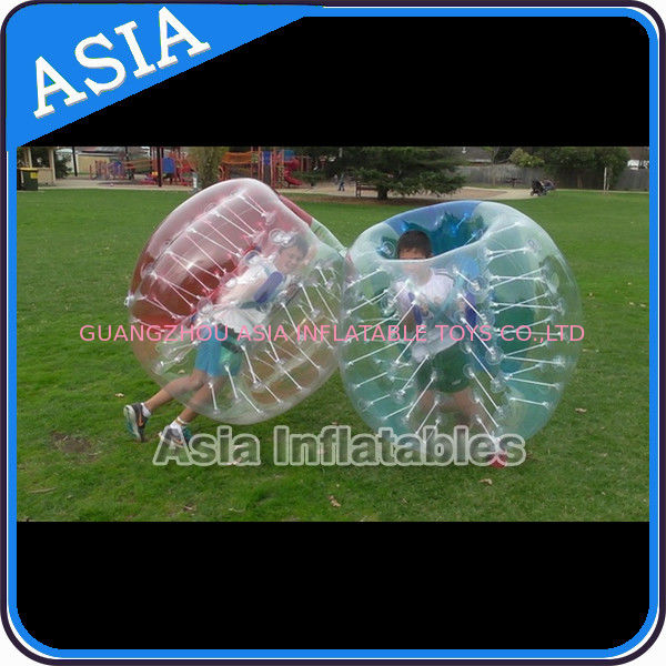 1.0 TPU Inflatable Bumper Ball , Inflatable sumo ball , Bubble soccer , Bubble football pemasok