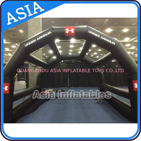 Portable Inflatable Camping Tent Damp Proof Apply To Baseball And Softball pemasok