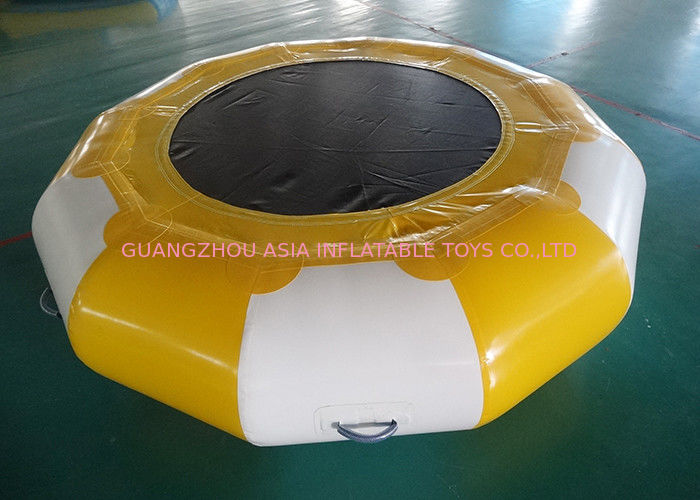 Inflatable Water Bounce , Inflatable Water Park Entertainment Sports pemasok