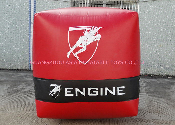 Funny Inflatable buoy For Promotion , Inflatable Paintball Bunker On Sale pemasok