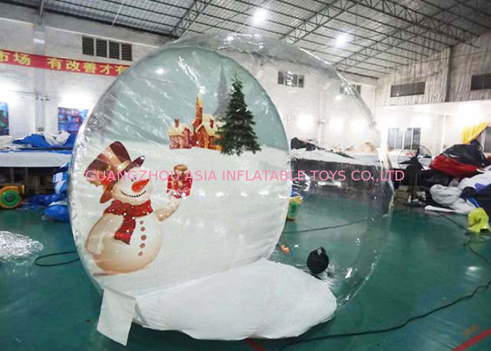 Customize TPU Inflatable Bubble House for Show pemasok
