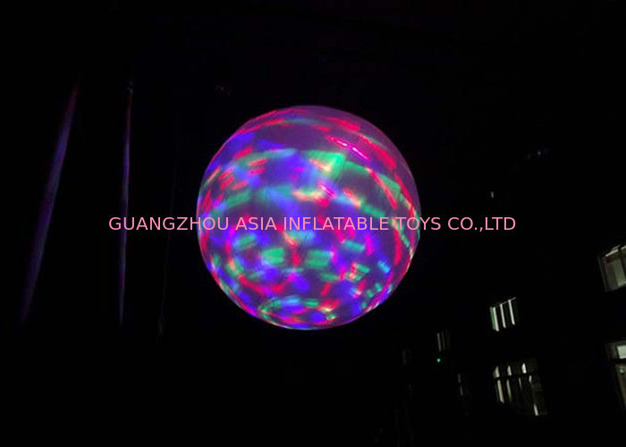 LED Inflatable Lighting Decoration Balloon Products for Events pemasok