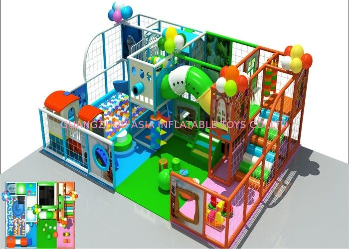 Anak-anak Modern TK Inflatable Sports Games / Inflatable Playground Equipment pemasok