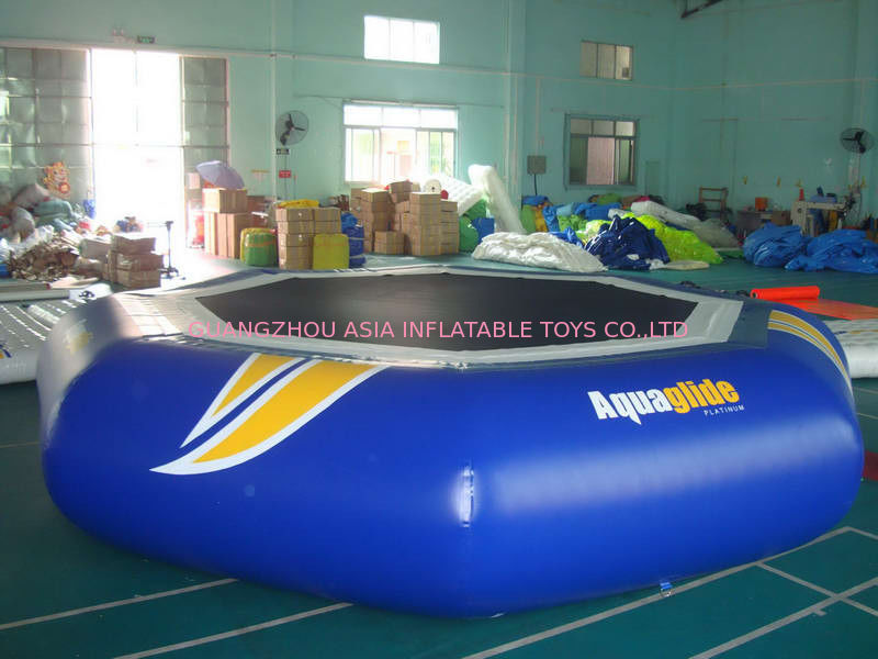 Takeoff Towable And Inflatable Water Trampoline For Water Sports Games pemasok