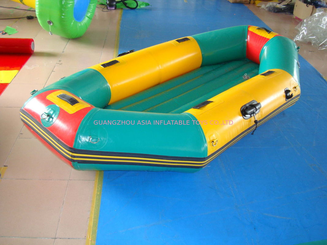 Hight Quality PVC Tarpaulin Inflatable Boat for sale pemasok