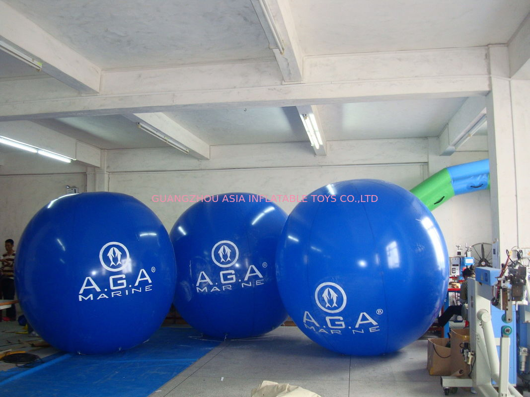 Multi-color novel advertising inflatable balloon pemasok