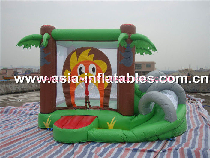 Popular Mini Inflatable Jumping Bouncers pemasok