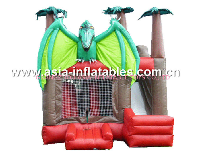 high quality bounce house inflatable combo  pemasok