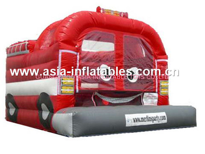 new design attractive inflatable castle slide bouncer,inflatable combo for sale pemasok