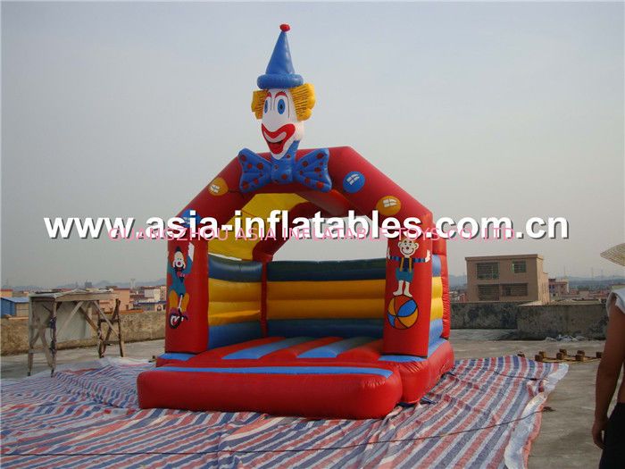 China PVC inflatable combos/ inflatable jumping castle bouncy house combo pemasok
