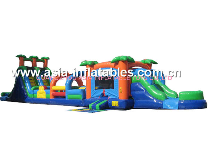 2014 Good Fun games amusement park inflatable combo pemasok