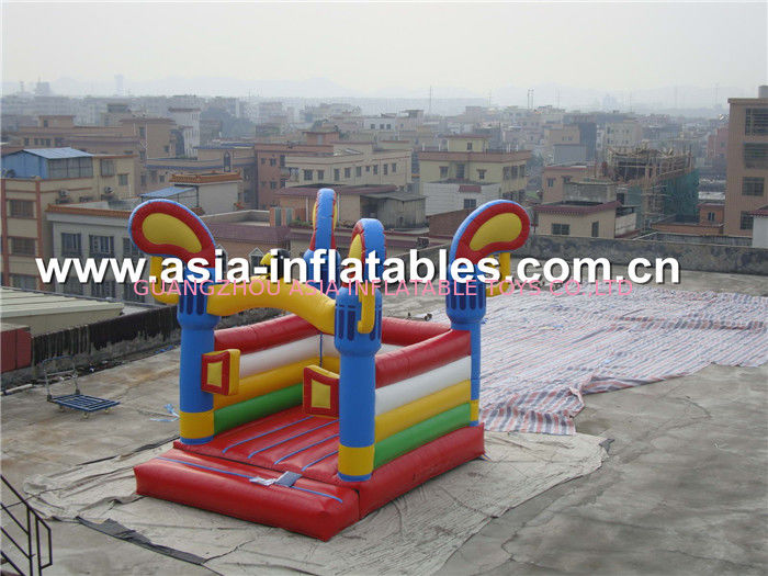 Commercial attractive kids inflatable bouncer castle for fun pemasok