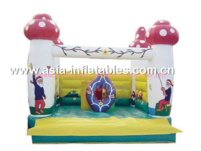 Commercial Inflatable Combo Bounce House  pemasok