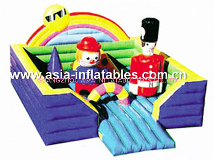 commercial inflatable combo for sale.cheap inflatable bounce house with slde.bouncy castle for kids.used combo for sale pemasok