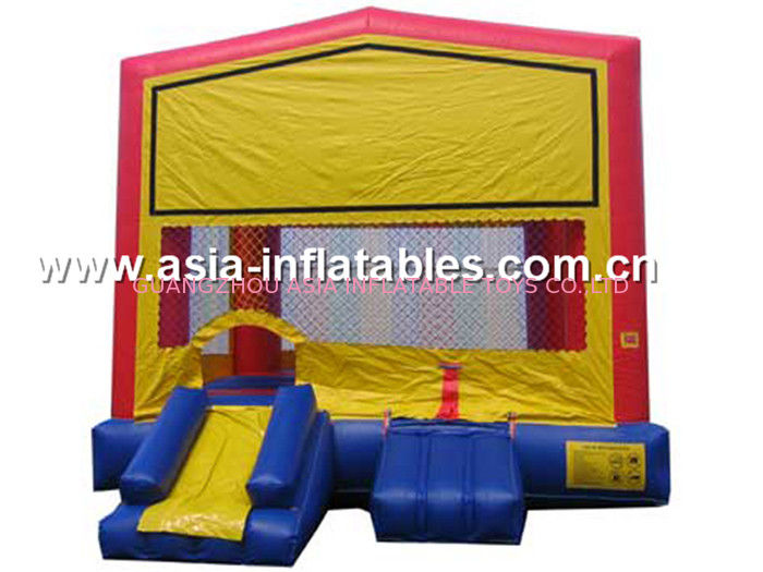 Outdoor inflatable combo & jumping jumper castle  pemasok
