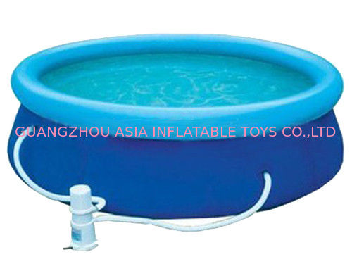 Blue Colour Kids Inflatable Pool Center with Water Filters pemasok