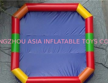 Corner Pool Kids Inflatable Pool for Water Games Play pemasok