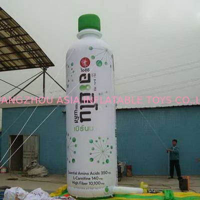Outdoor Large Inflatable Bottle /  Can For Advertisement pemasok