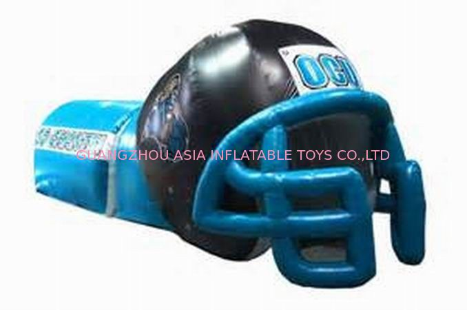 NFL Helmet Tunnel, Inflatable Entrance For Nfl Games pemasok
