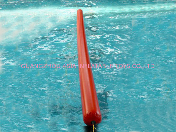 Floating Inflatable Buoy Inflatable Water Barrier for Pool/Lake/Sea pemasok