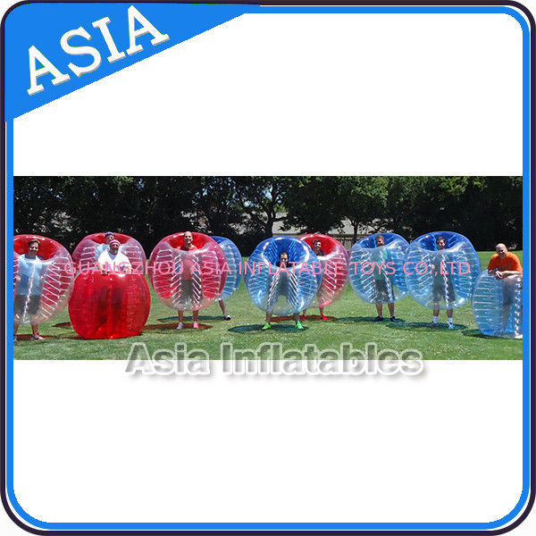 Customised Bubble Football For Adult And Children Outdoor Games pemasok