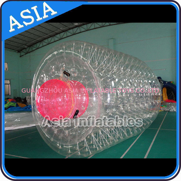 Inflatable Newest Water Roller Ball Pool Price with Pump pemasok