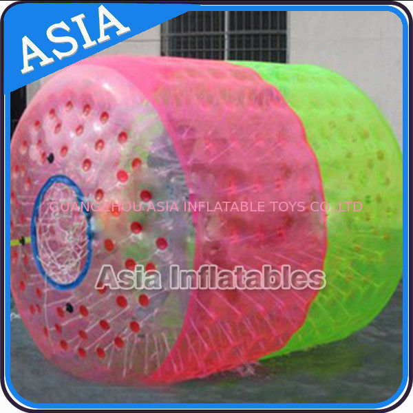 Large Floating Wheel Inflatable Water Walking Roller Ball For Sale pemasok