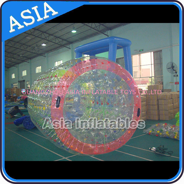 Adult Size New PVC Inflatable Water Walking Roller Ball for Water Pool pemasok