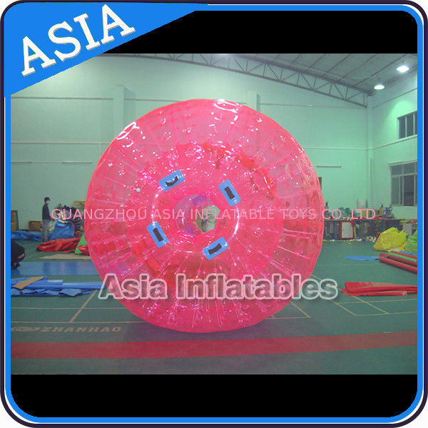 0.8mm Colourful PVC Giant Inflatable Zorb Grassplot Ball for Entertainment pemasok