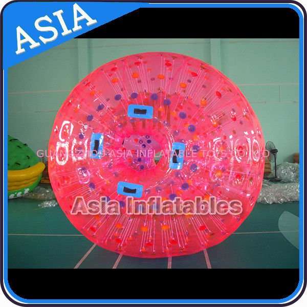 Human Sized Inflatable Zorb Ball , Water Zorb , Snow Zorb pemasok