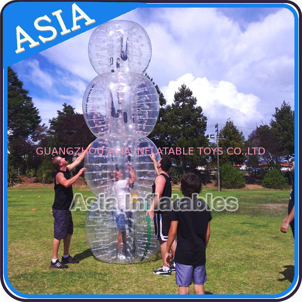 High Quality Tpu Body Zorb Ball / Body Zorbing For Sports Games pemasok
