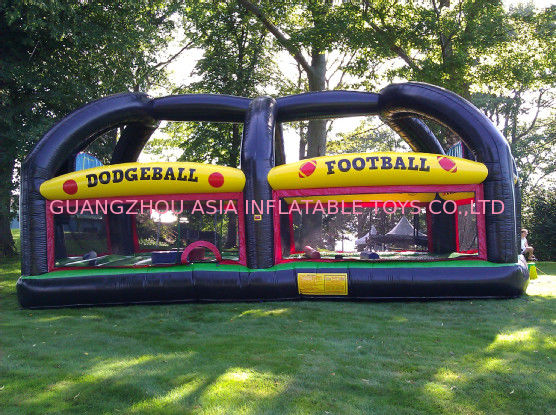 Hotter sale Inflatable All in One Sports Arena Rental for Promotion pemasok