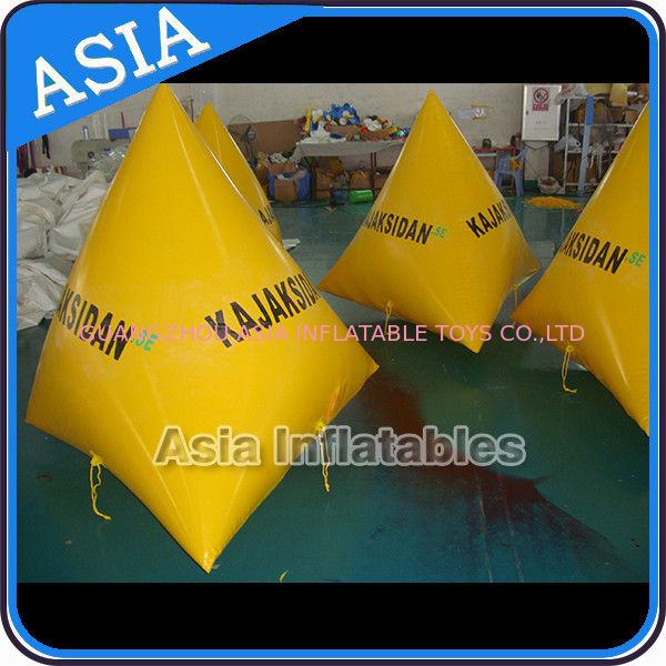 Ocean Or Lake Advertising Inflatable Water Safety Buoy For Sale pemasok