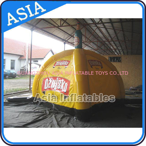 Large CE Quality Advertising Spider Inflatable Tent, Inflatable Dome Tent pemasok