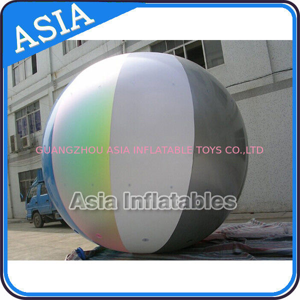 Fireproof Helium Balloons Blimps Sport volleyball with UV Protected Printing pemasok